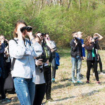 Promatranja ptica uz BIOM