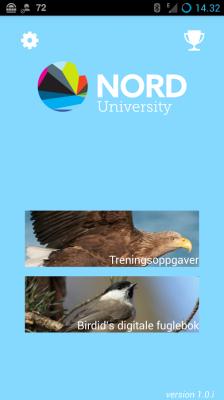 BirdID aplikacija