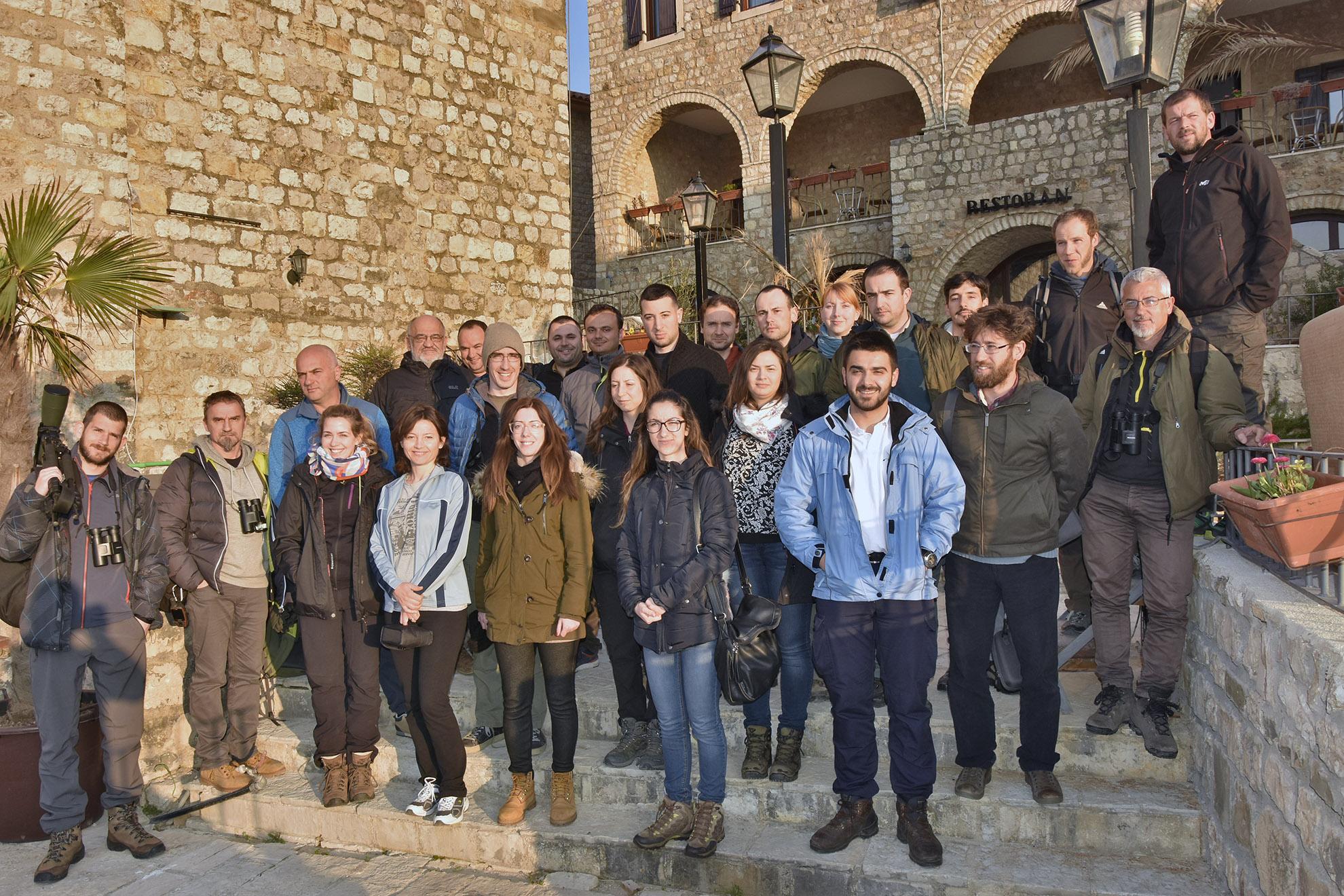 Jadranski preletnički put: Borba s krivolovom i praćenje migracije ptica