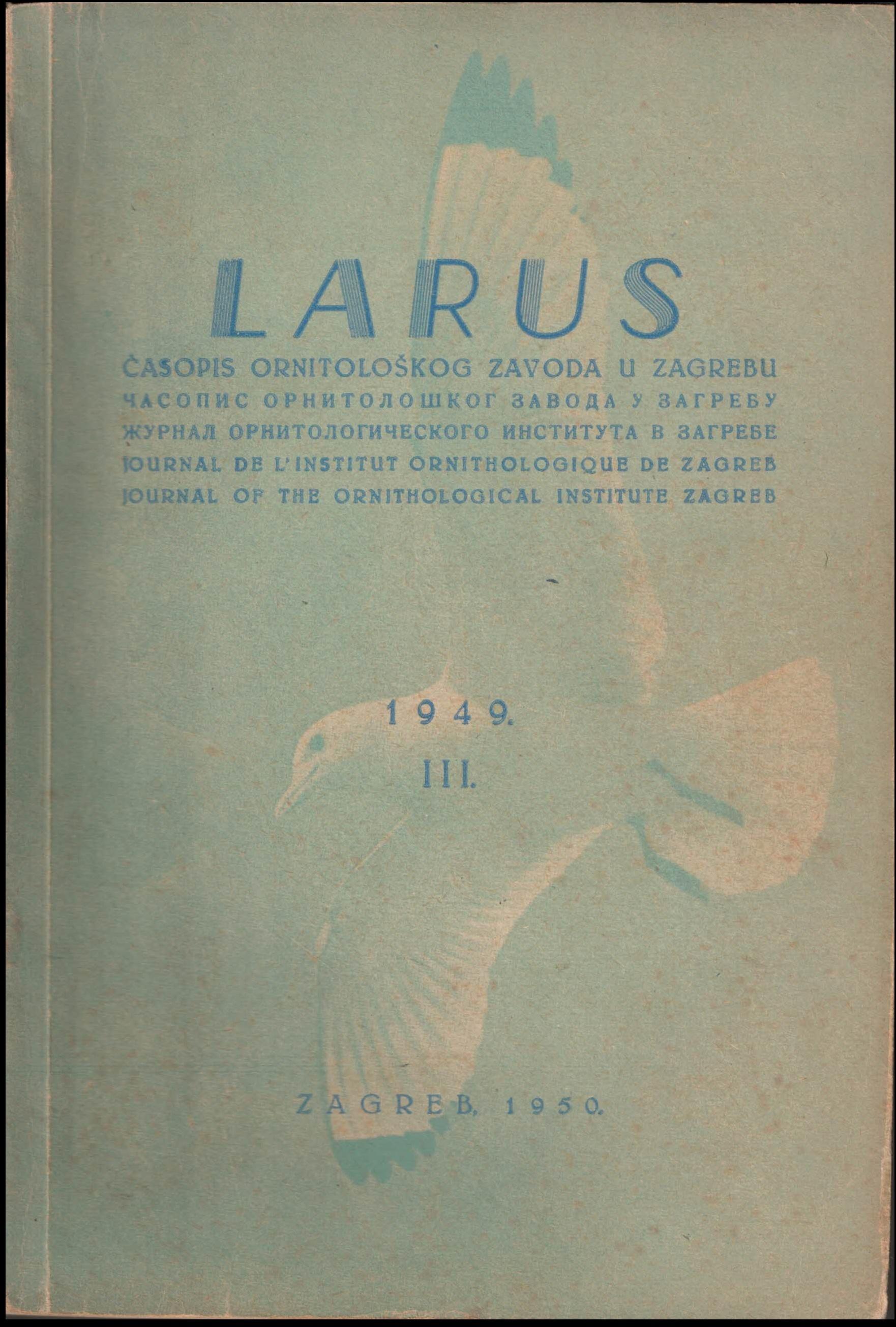 """""""Larus"""" na """"hrčku"""""""