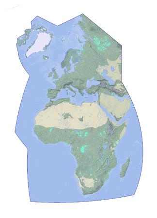 AEWA ciljno područje