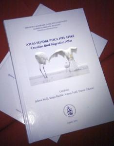 Atlas selidbe ptica hrvatske
