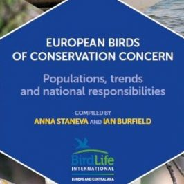 Nova publikacija BirdLife-a: European birds of conservation concern