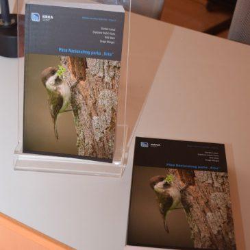 """Predstavljena knjiga Ptice Nacionalnog parka """"Krka"""""""