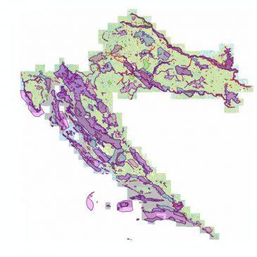 ptice.net karta s istraživanjima i područjima