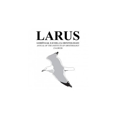 Izašao novi broj Larusa, Vol.51 No.1