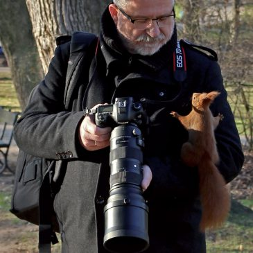 Maciej Szymański – ljubitelj ptica i prirode