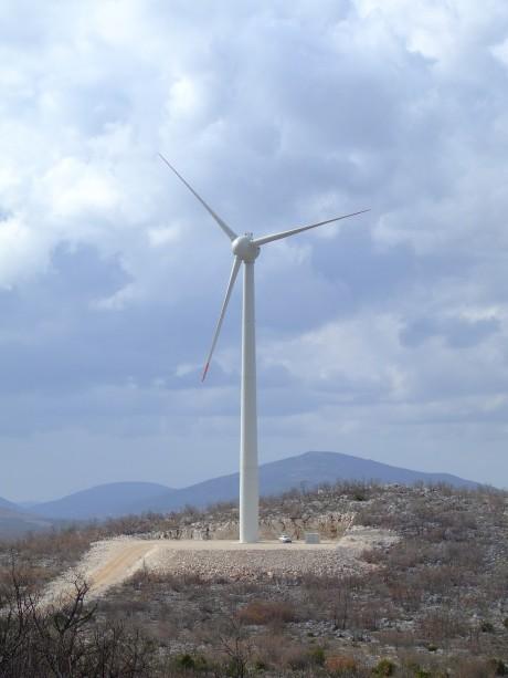 Vjetroelektrana, Udruga BIOM